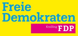 FDP_Krailling_Logo_Cyan_Magenta_Weiss_Vollflaeche_klein_Web_RGB